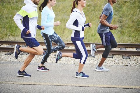 Running, People, Jogging, Recreation, Exercise, Physical fitness, Fun, Leisure, Walking, Individual sports,