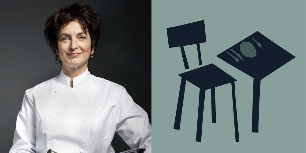 Expert aan Tafel Hilary Akers ELLE Eten