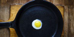 Roestige pan