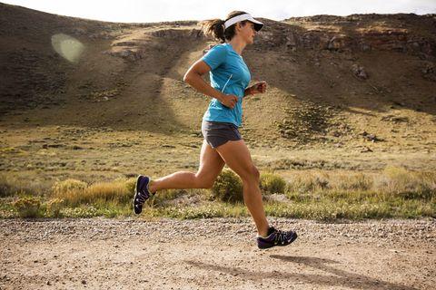 hardlopen buiten natuur runners high