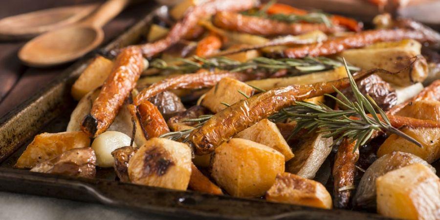 zo maak je de perfecte gegrilde groenten uit de oven