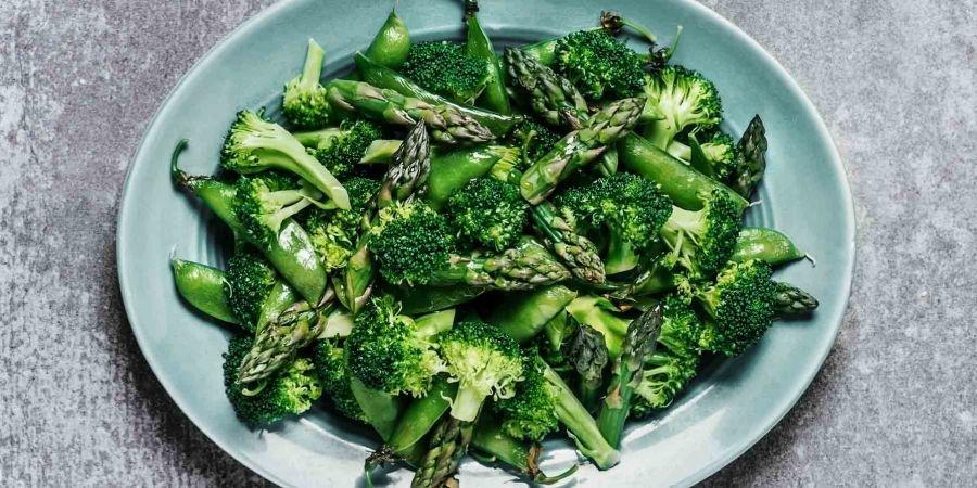 groenten stomen