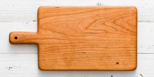 houten snijplank verzorgen