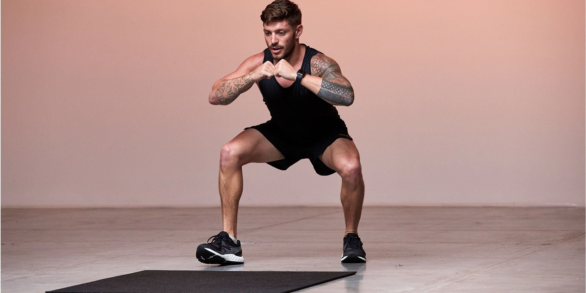 Chris Hemsworth's Fitness Team Just Shared This 20-Minute Bodyweight Workout