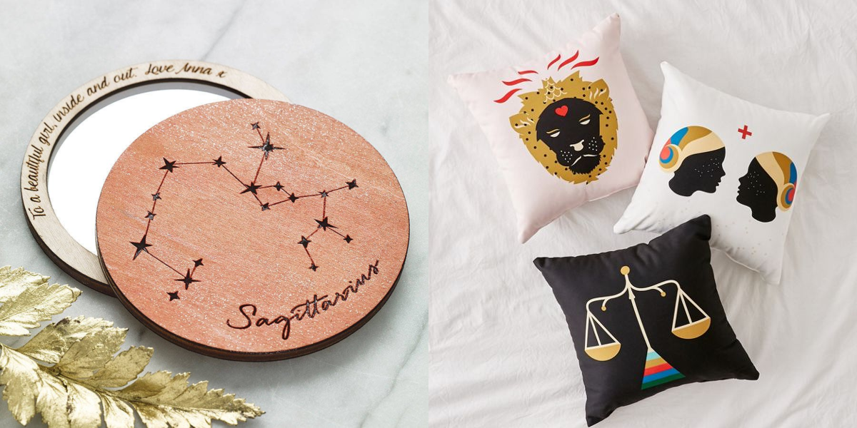 12 Best Zodiac Gifts For People Obsessed With Astrology ...