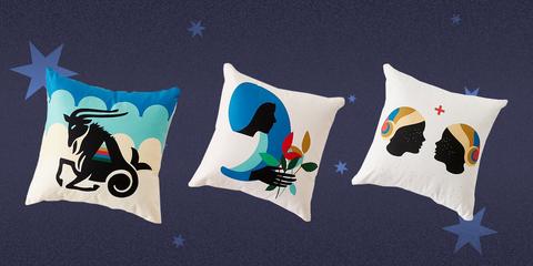 Zodiac Pillows
