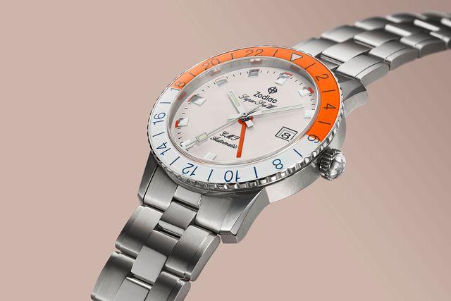 zodiac super sea wolf gmt watch