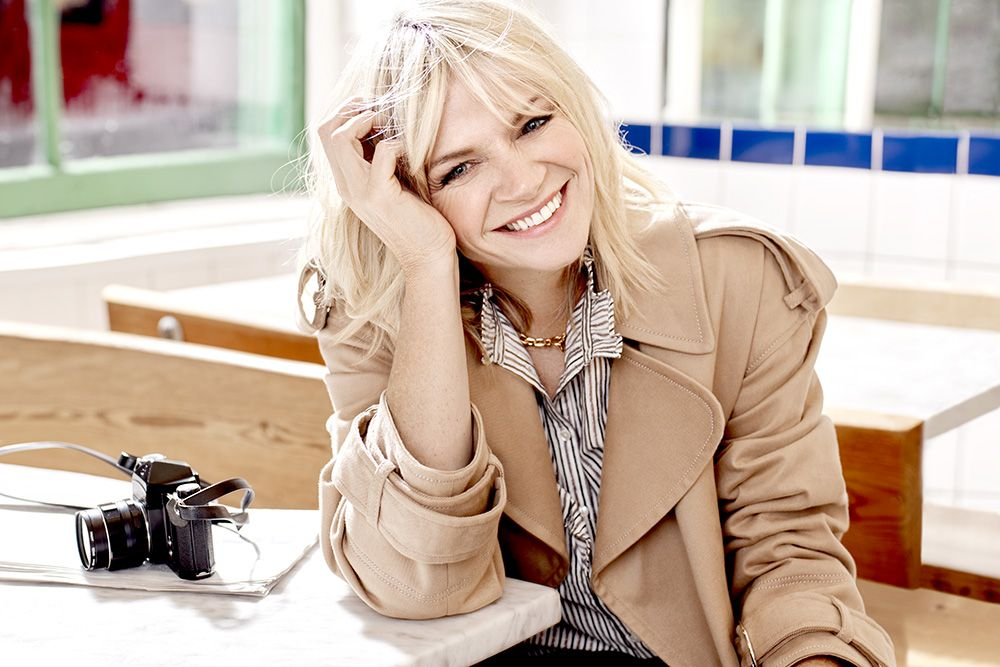 Zoe Ball on finding love again after loss