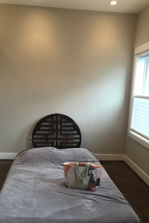 zoe feldman bedroom before