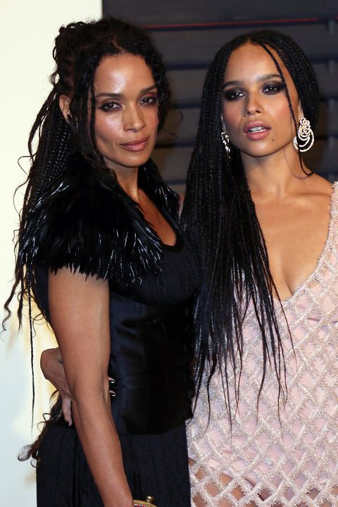 """3166fbfe734 Zoe Kravitz on diversity and """"being unapologetically yourself"""" - YSL ..."""