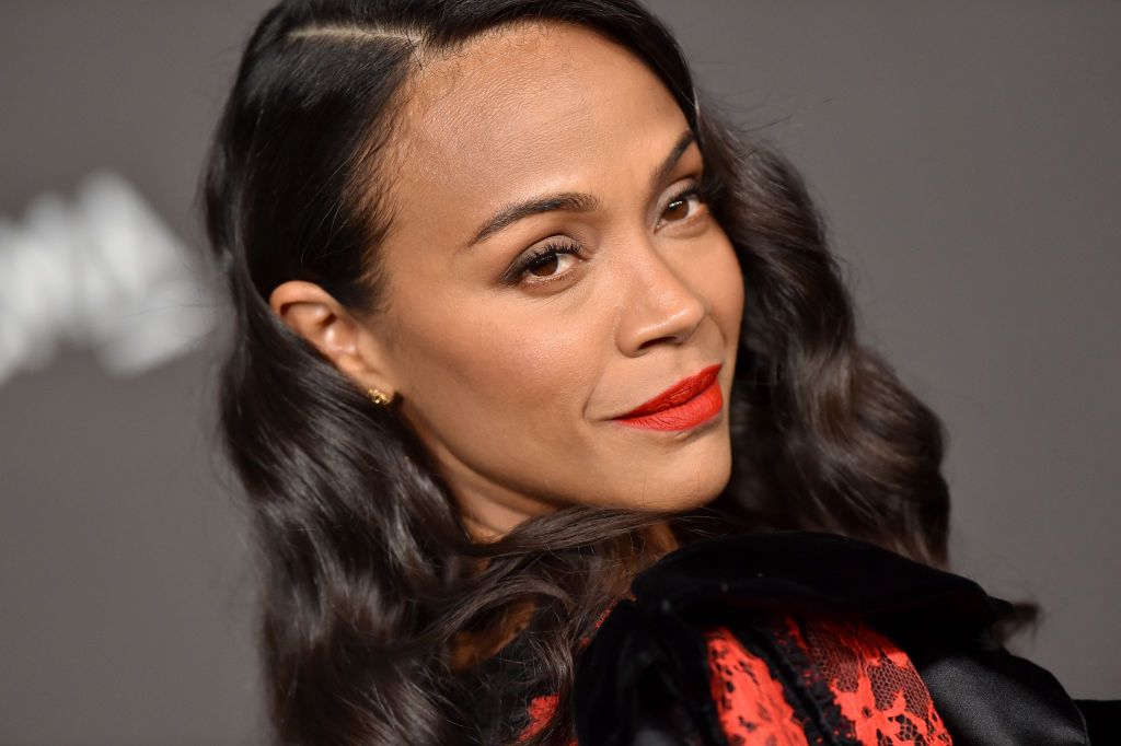 Zoe Saldana Tearfully Apologises For Playing Nina Simone In Biopic