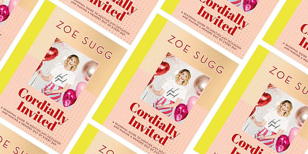 Why Fans Are Slamming Zoella S New Book Cordially Invited