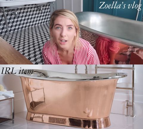 12 of the most extravagant things Zoella bought for her new house