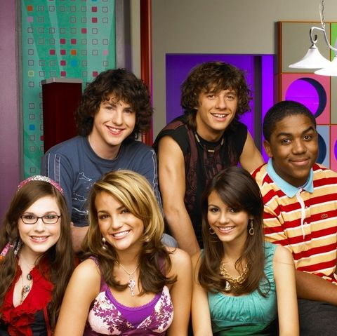 Jamie Lynn Spears Is In Talks To Reboot Zoey 101 With