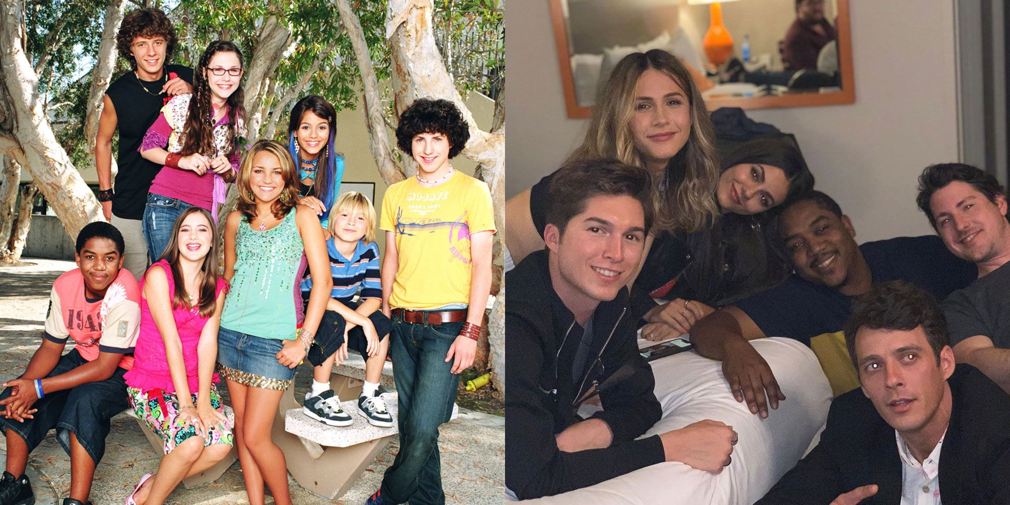 Zoey 101 Star Confirms The Cast Is Working Together Again