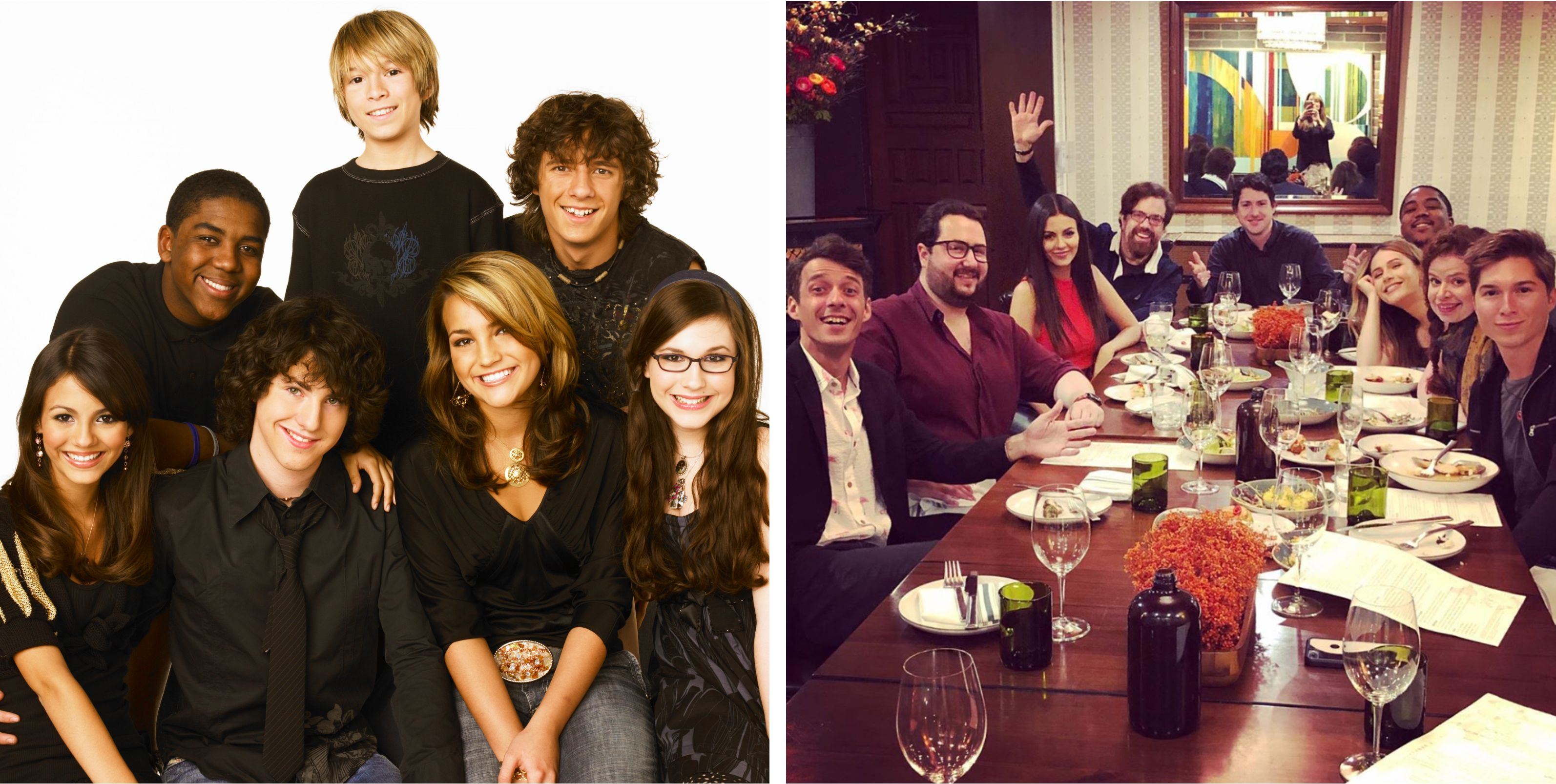 The Zoey 101 Cast Reunited After More Than A Decade