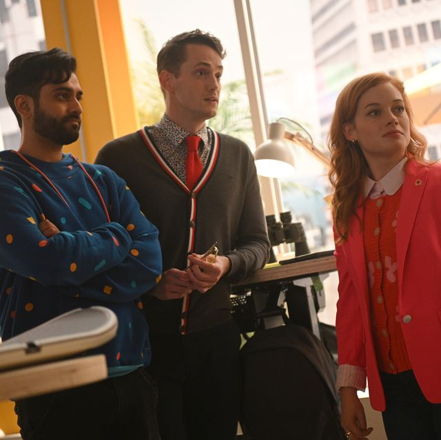 'zoey's extraordinary playlist' cast   the characters and actors on the nbc musical drama comedy