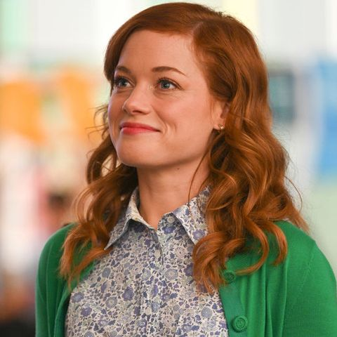'zoey's extraordinary playlist' cast   jane levy as zoey