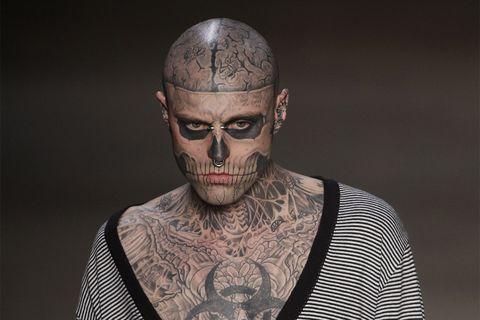 El Modelo Zombie Boy Encontrado Sin Vida En Su Casa