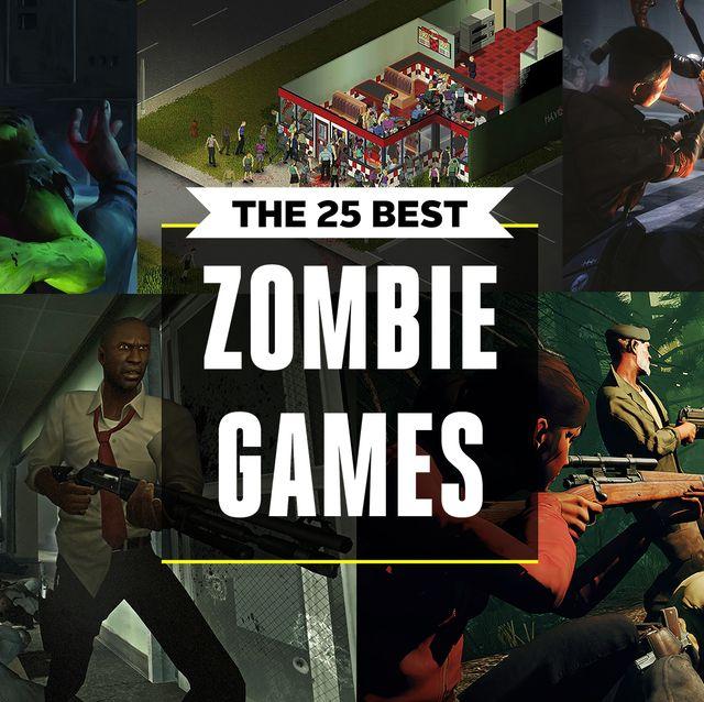25 best zombie games