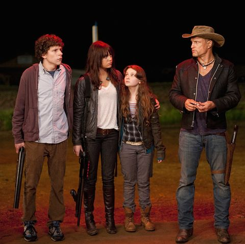 Land Of Dead Will Continue To Welcome >> Zombieland 2 Cast Release Date Plot Spoilers And Bill Murray Cameo