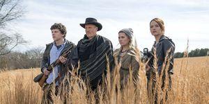 Woody Harrelson (Finalized);Jesse Eisenberg (Finalized);Emma Stone (Finalized);Abigail Breslin (Finalized)