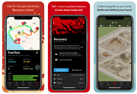 12 Best Running Apps 2020 Apps For Runners On Ios And Android