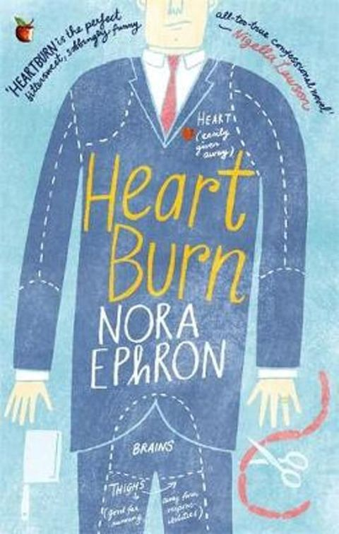 zomerboeken, vakantieboeken, boeken top 100, vakantie, boeken, heartburn, Nora Ephron