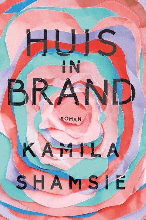 zomerboeken, boeken top 100, boeken, vakantie, vakantieboeken, boekentips, huis in brand, Kamila Shamsie