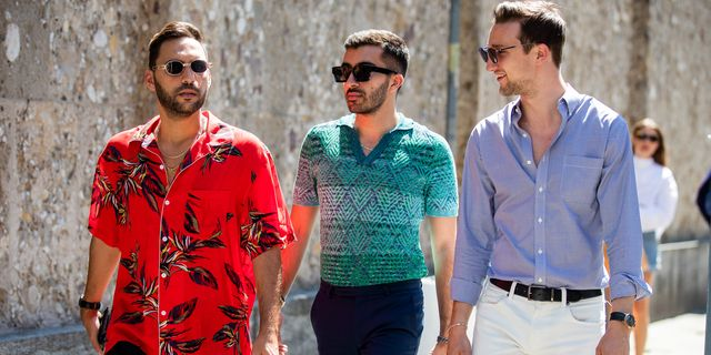 zomerkleding heren