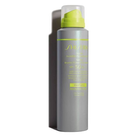 Shiseido Sports Brume Protectrice SPF 50