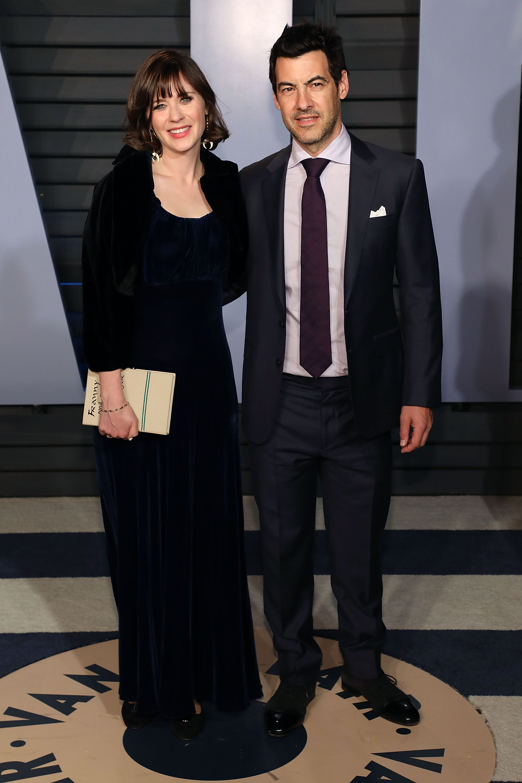 Zooey Deschanel's Husband Opens Up About Their Split