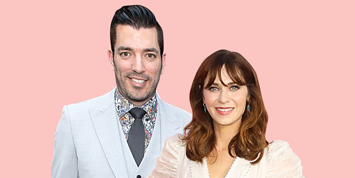 Jonathan Scott and Zooey Deschanel Revisited the Hilarious Mix-Up That Almost Derailed Their First Date