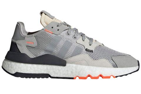 Shoe, Footwear, Outdoor shoe, Running shoe, White, Sneakers, Walking shoe, Sportswear, Product, Grey,
