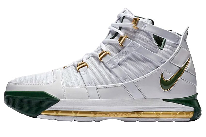 Nike Zoom LeBron 3 'SVSM Away'