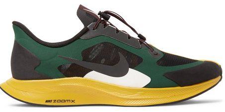 d787a531e16d9 NIKE X UNDERCOVER+ GYAKUSOU Zoom Pegasus Turbo Mesh Sneakers