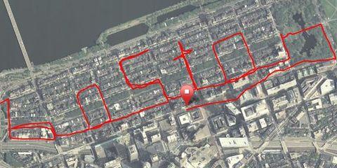 Boston Anniversary Story