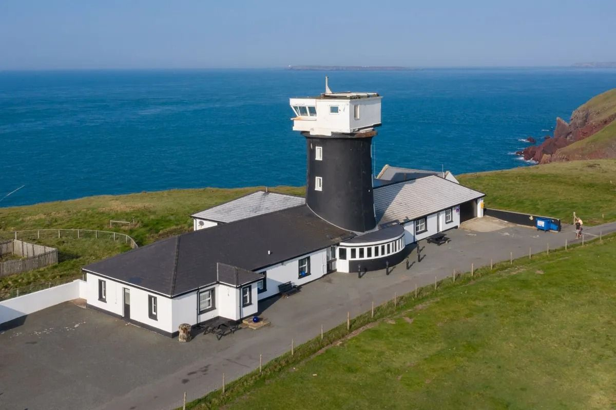 Zoopla reveals 7 coastal homes for sale just moments from the sea
