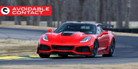 Pay Roadandtrack Com >> Don T Pay Attention To Those Corvette Zr1 Nurburgring Time Rumors