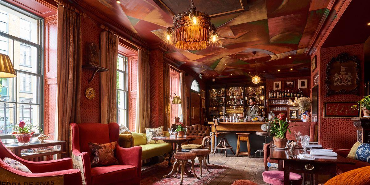 Best hotel bars in London