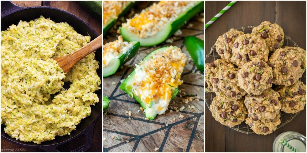 40+ Game-Changing Zucchini Recipes Your Family Will Love