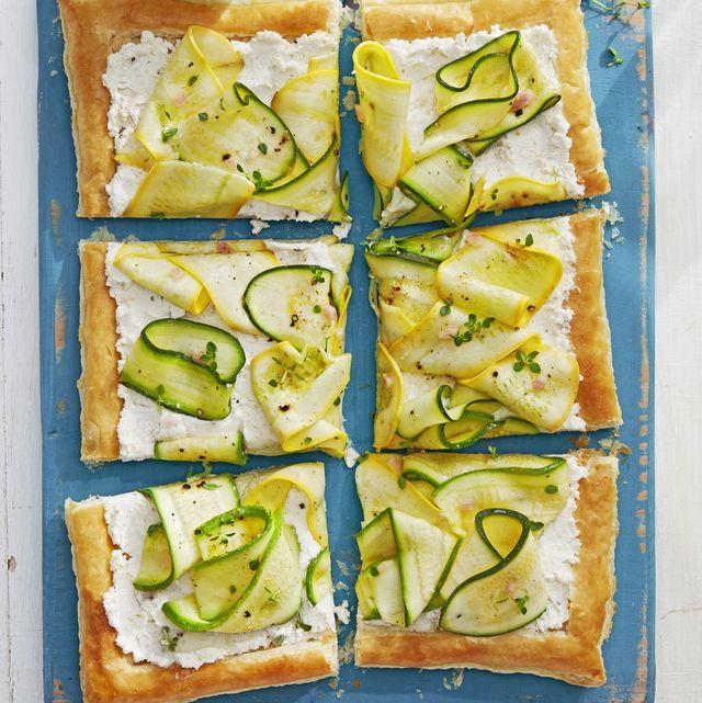 zucchini recipes tart