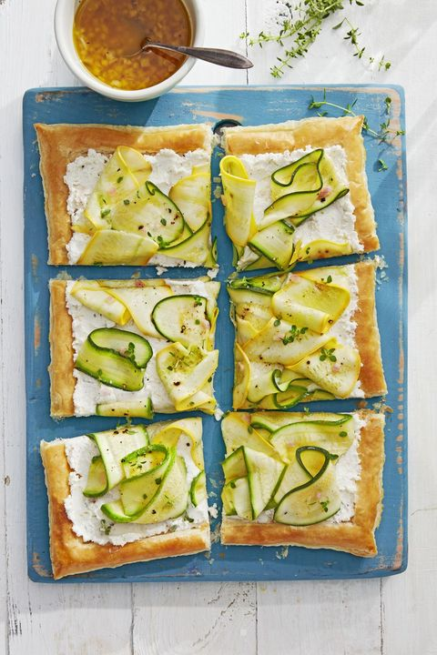 zucchini recipes tart