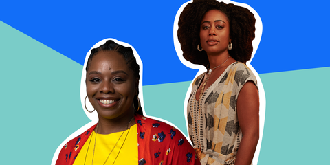 How Patrisse Cullors Helped Turn Zuri Adele Into An On-Screen Activist
