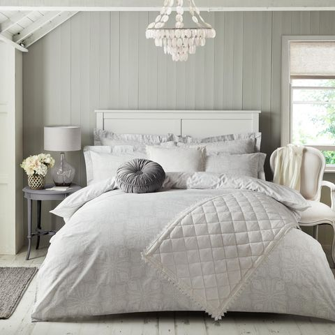 Dunelm bedding collection with Holly Willoughby