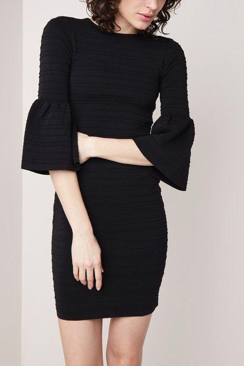 Zwart jurkje Ted Baker