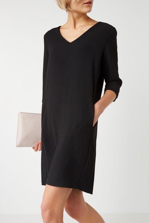 Zwart jurkje Selected Femme