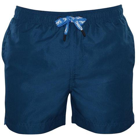 salming zwemshort zwembroek blauw