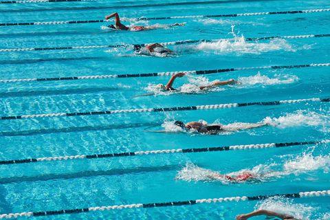zwemmen is de ideale combinatie met hardlopen