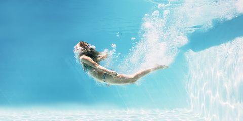 Zwemen gezond